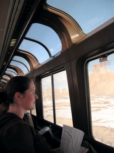 Travels with Amtrak