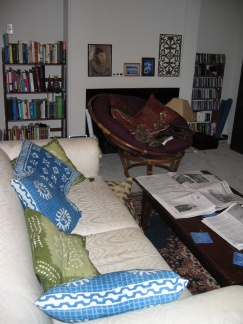 The living room 2
