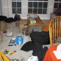 bryans house disarray