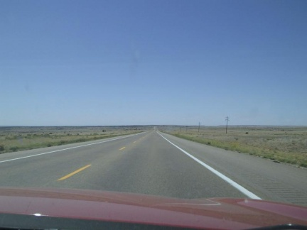 new mexico highway