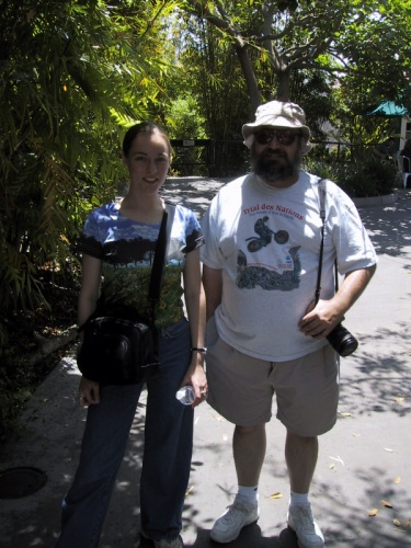 Julie and Bryan visit Paul in San Diego