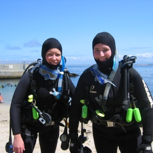 Scuba Diving in Monterey